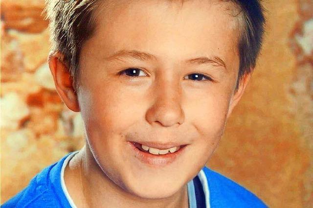Trauer um Tom Huber aus Kollmarsreute: Junge stirbt an Blutkrebs