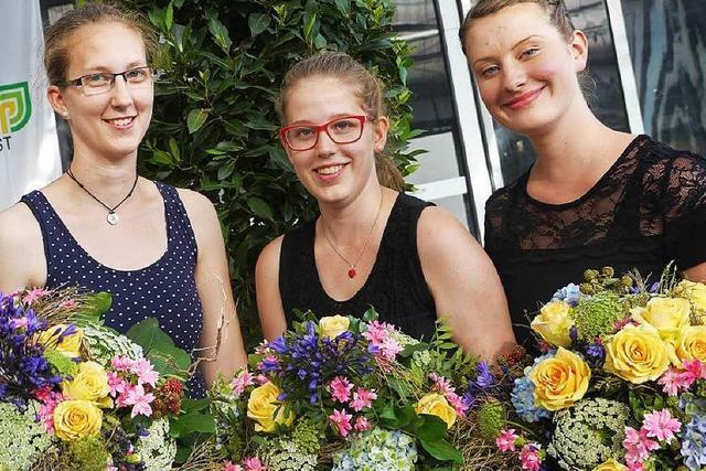 Auszeichnung für Weiler Floristin