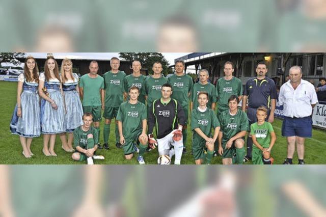 Heimatverein holt sich den Pokal