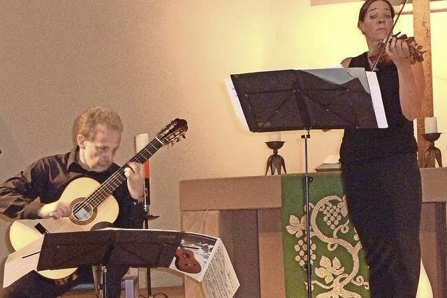 Eine neue Musikwelt in der Nimburger Bergkirche