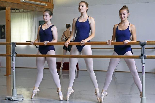Großartiges Ballett fasziniert Besucher
