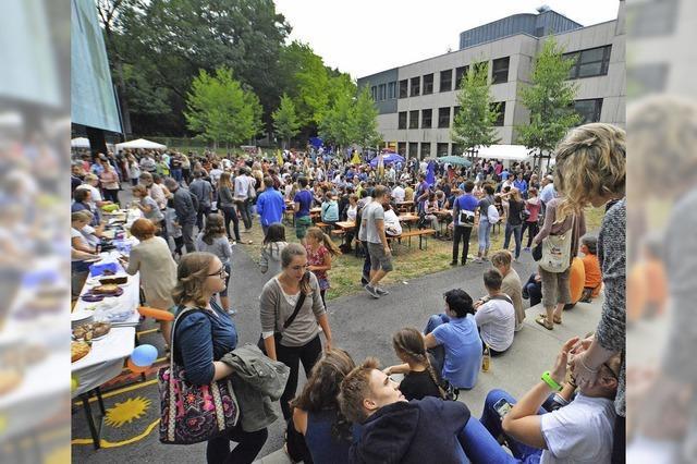 Begegnungsfest mit kulturellen Angeboten