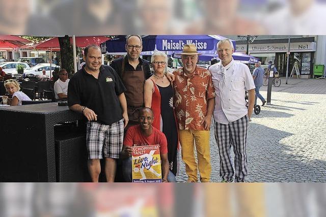 Schopfheimer Gastro-Szene verspricht heißen Tanz