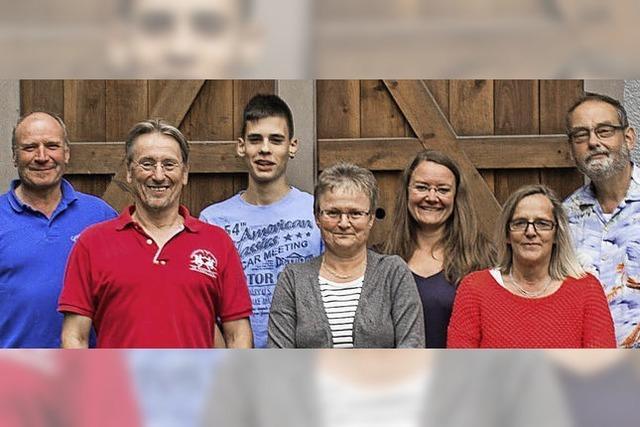Gesangverein Hasel mit neuer Vereinsspitze