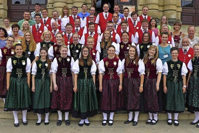 Stadtmusik Schönau wirbt in Prag für den Schwarzwald