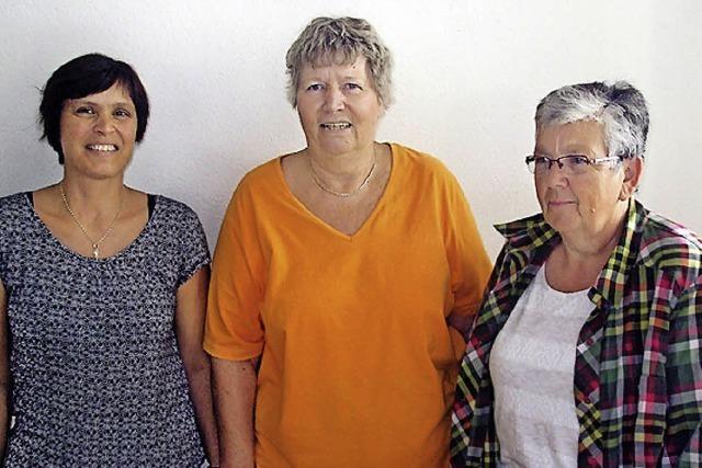 Sabine Musolt leitet den Frauenverein