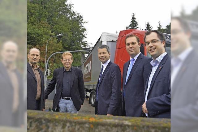 CDU steht Hauenstein bei