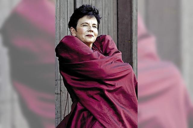 Bea von Malchus macht seit 20 Jahren Erzähltheater
