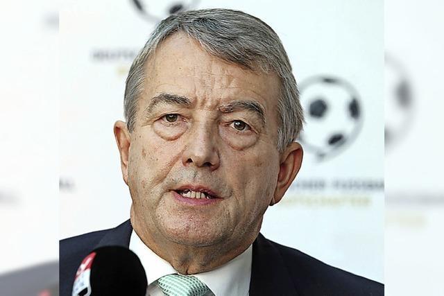 Niersbach – der logische Kandidat für den Uefa-Thron