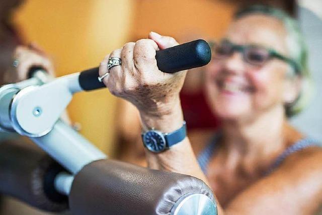 Senioren so fit wie nie – gut die Hälfte surft im Internet