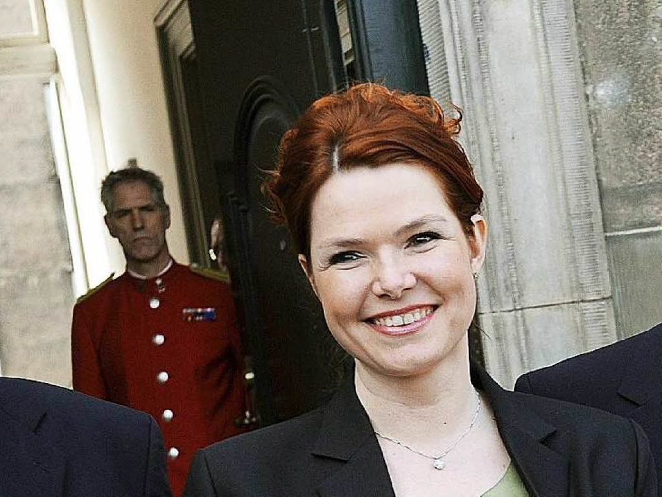 Inger Stöjberg   | Foto: DPA
