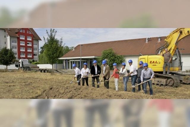 Wohnpark für zwölf Millionen Euro