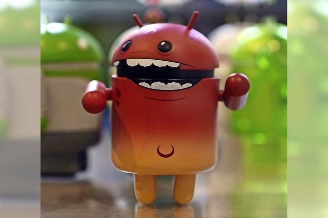 Millionen Android-Handys bedroht