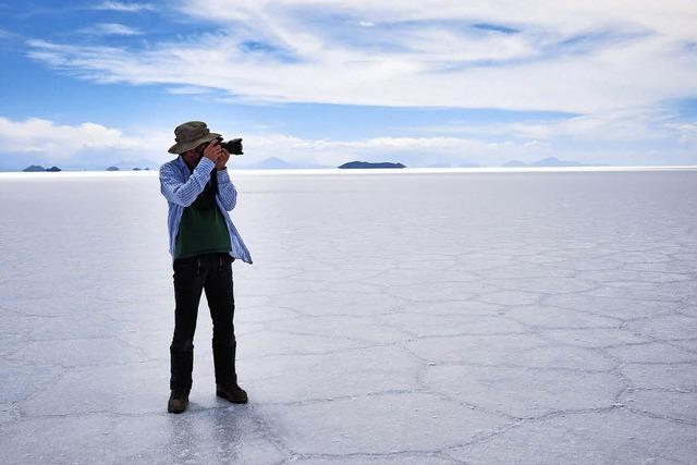 Schüler erhalten Einblick in Welt der Fotografie