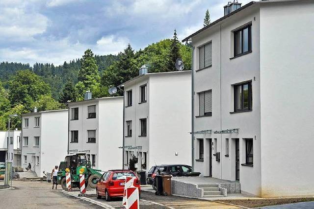 Stadtbau-Reihenhäuser: Architekt plante in Nachbarschaft günstiger
