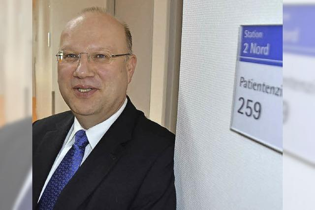 Klinikchef Lorenz verlässt die Region