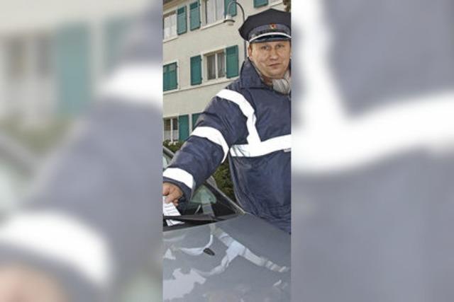 Stadt stellt neue Ortspolizisten ein