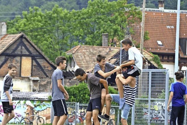 Teamgeist, Wettkampf und Spaß