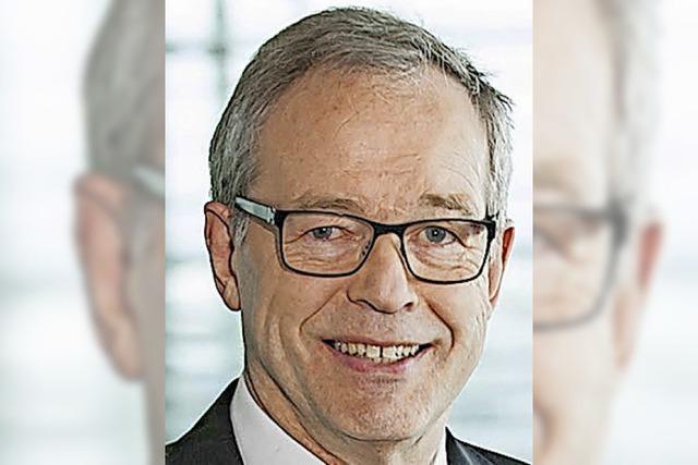 BZ-Interview mit Jürg Rämi, dem scheidenden Chef des Euroairport