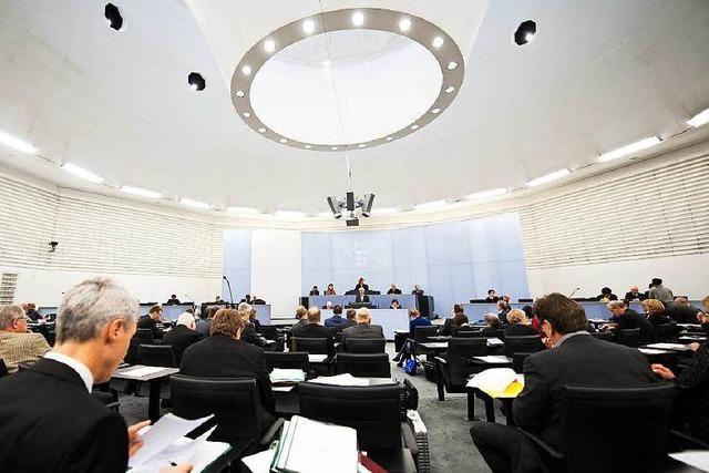 Keine Aussicht auf mehr Frauen: Landtag bleibt Männerklub