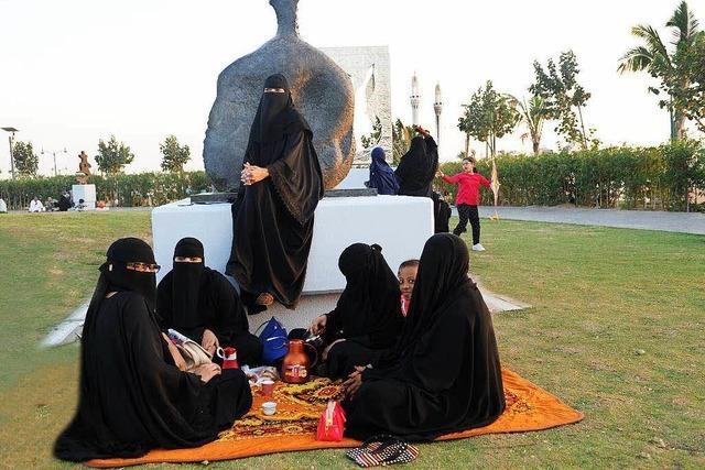 Kunst in Saudi-Arabien: Zwischen Verbot und Freiheit