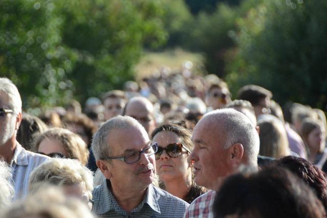 Massenandrang: 800 Besucher abgewiesen, viele verärgert
