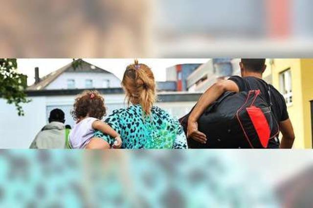 BZ-Serie Flüchtlinge