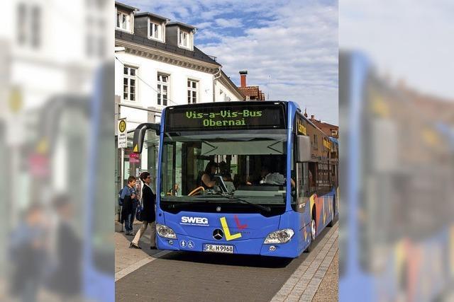 Die SWEG will erheblich mehr Verkehr