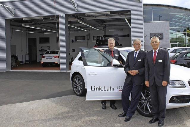 Audi-Link setzt auf optimalen Service
