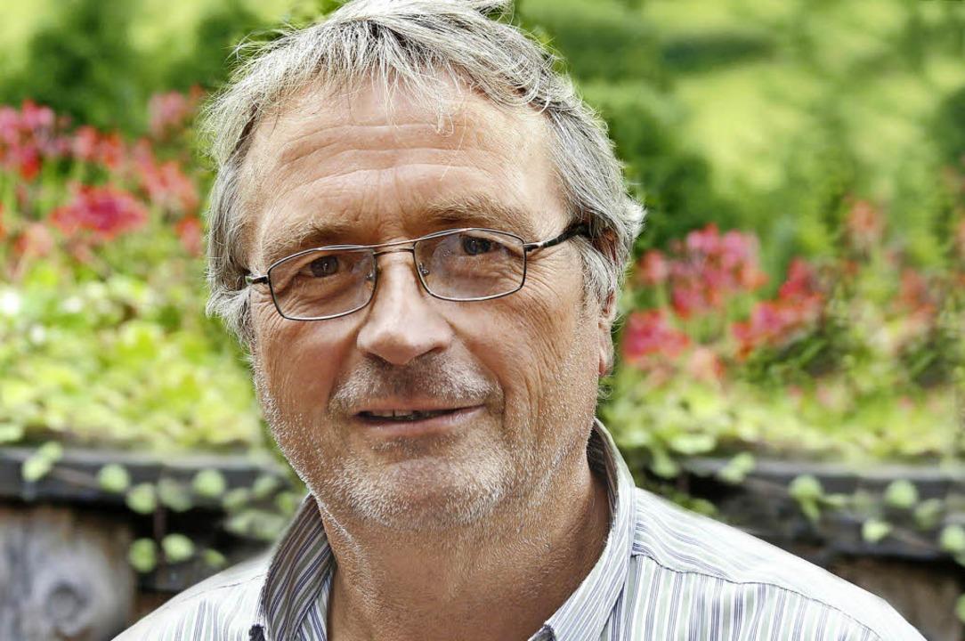 Alfred Fehrenbacher ist Eurojackpräsident.   | Foto: heidi fössel