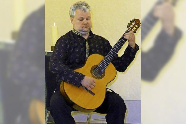 Spanische Gitarrenträume