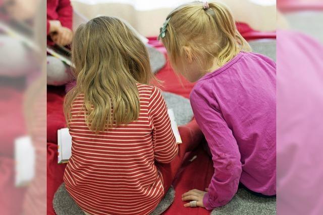 Neue gemischte Gruppe für den katholischen Kindergarten