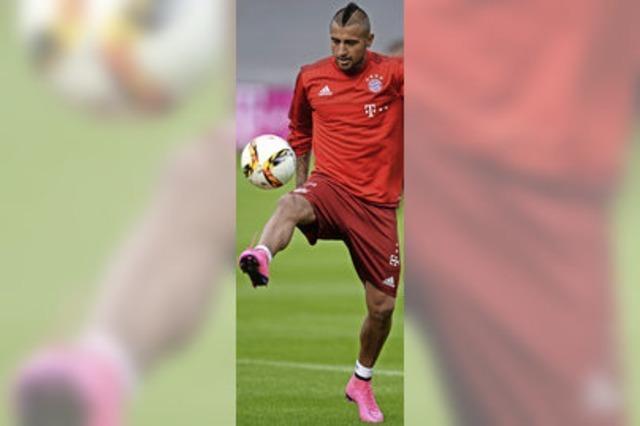 Wolfsburg fordert die Bayern im Supercup