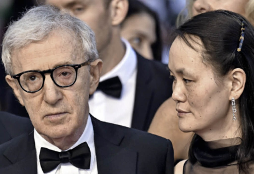 Woody Allen und Soon-Yi  | Foto: AFP