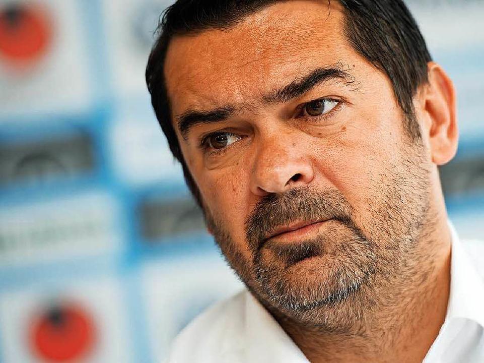 Gerhard Poschner ist nicht mehr Sportdirektor bei den Münchner Löwen    Foto: dpa
