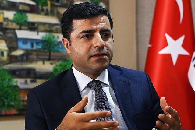 Türkei: Ermittlungen gegen kurdische Politiker
