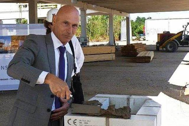 Möbel-Braun schafft 250 Arbeitsplätze in Offenburg