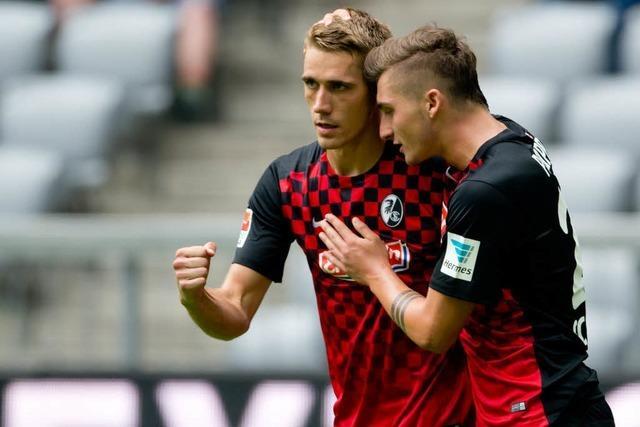 Liveticker zum Nachlesen: 1860 München – SC Freiburg 0:1
