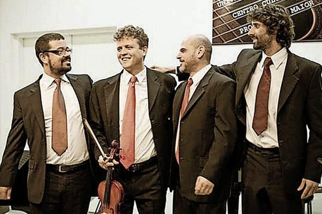 Quarteto Descobertas