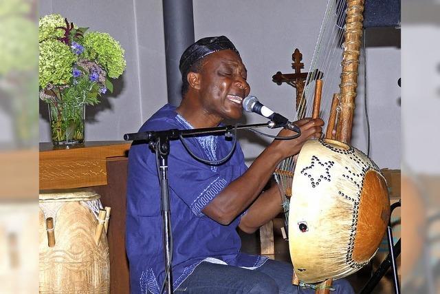 Der Rhythmus Afrikas in Altenheim