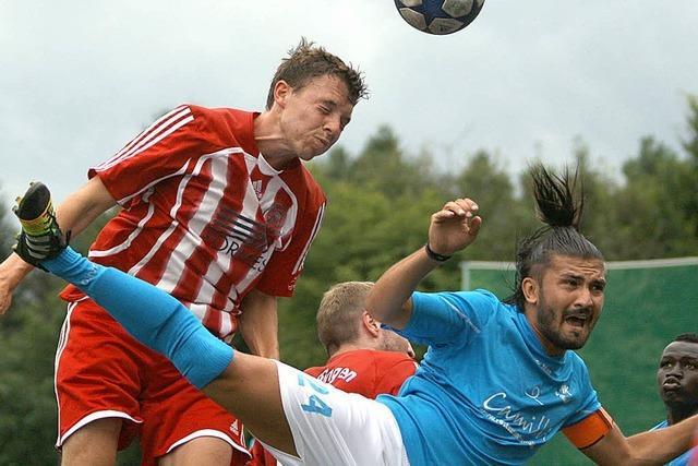 FC Löffingen gerät schnell 0:2 in Rückstand