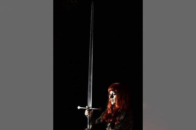 Nibelungen-Festspiele: Kein Blut, nirgends