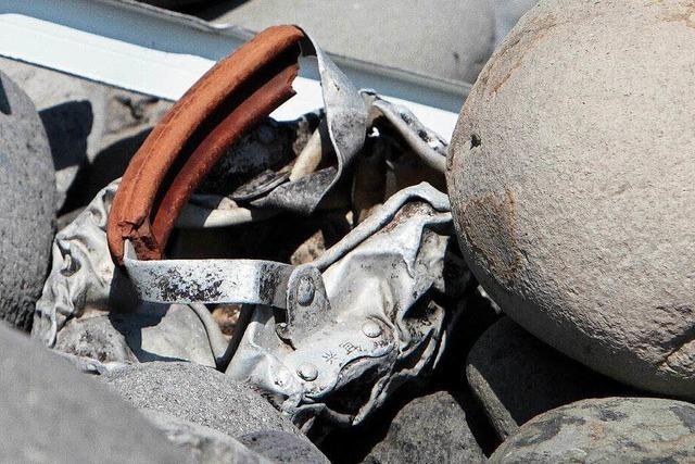 Weitere Flugzeugteile auf La Réunion gefunden