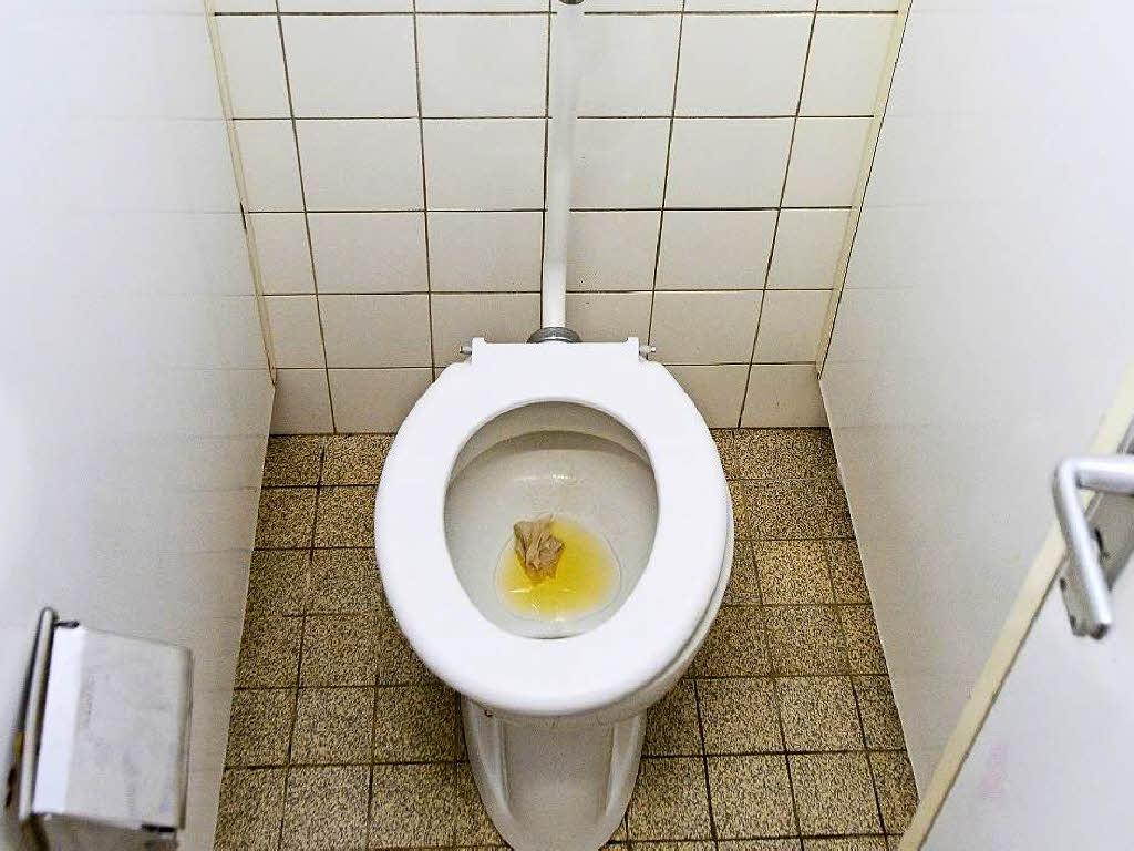 kann man sich auf ffentlichen toiletten anstecken gesundheit ern hrung badische zeitung. Black Bedroom Furniture Sets. Home Design Ideas