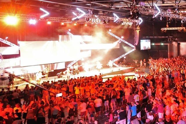 Offenburg: 4300 Menschen kommen zu christlichem Teenager-Kongress