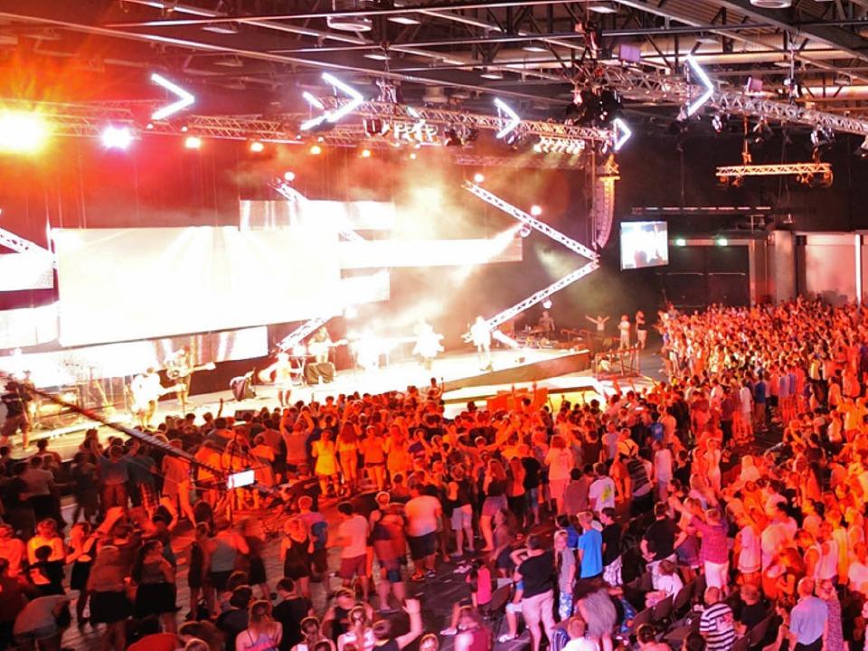 Teen Street: Christliche Jugendliche aus aller Welt treffen sich in Offenburg  | Foto: Teen Street Presse