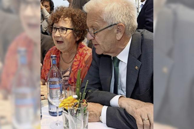 Auf Schusters Rappen zum Breisgauer Weinfest