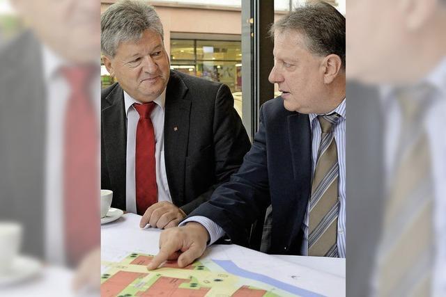 Die Heimbau Freiburg wächst stark - wie alle Freiburger Baugenossenschaften