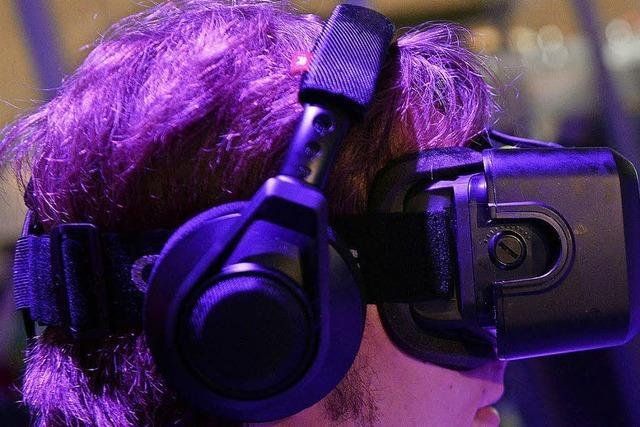 Mit der Brille in die virtuelle Welt