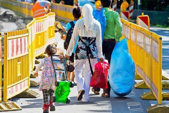 Berlin: Streit um die Kosten für Flüchtlinge